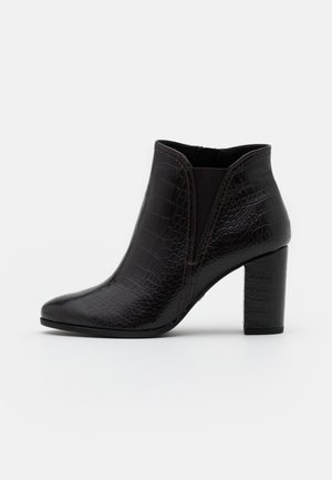 Ankle Boot - dark mocca