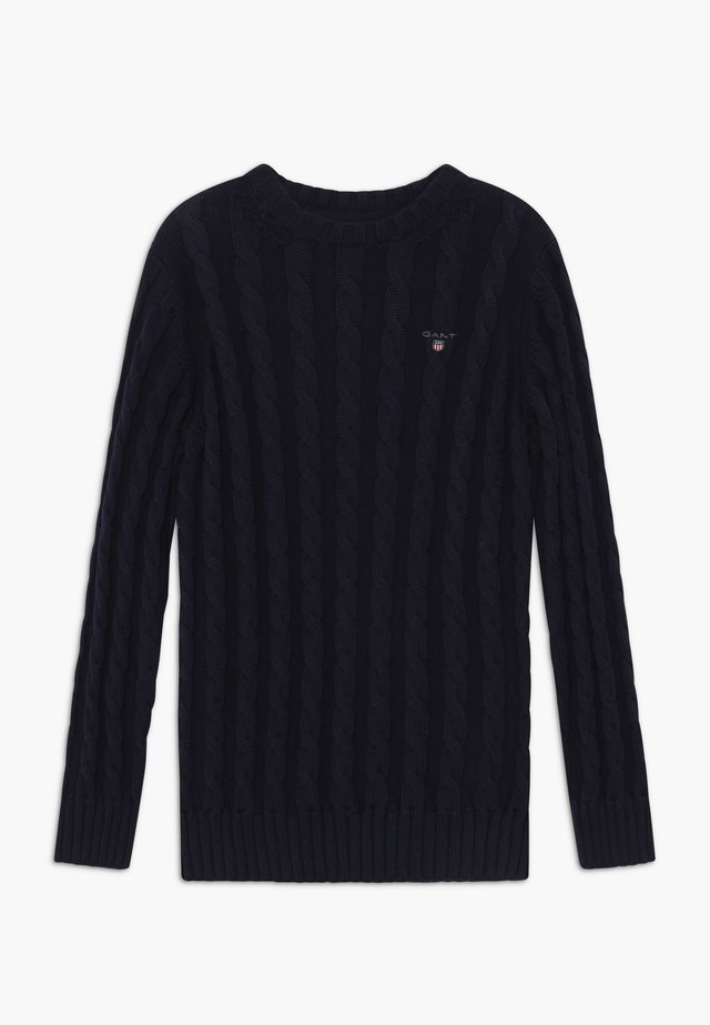 CABLE CREW - Jumper - evening blue
