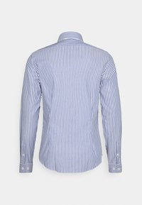 Calvin Klein Tailored - BOLD STRIPE SLIM SHIRT - Shirt - sodalite blue - 1