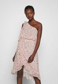 Bruuns Bazaar - MILOU KENDRA DRESS - Cocktail dress / Party dress - pastel rose - 0
