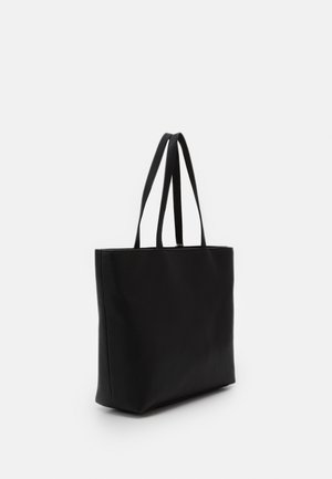 ZIP TOP - Handbag - nero