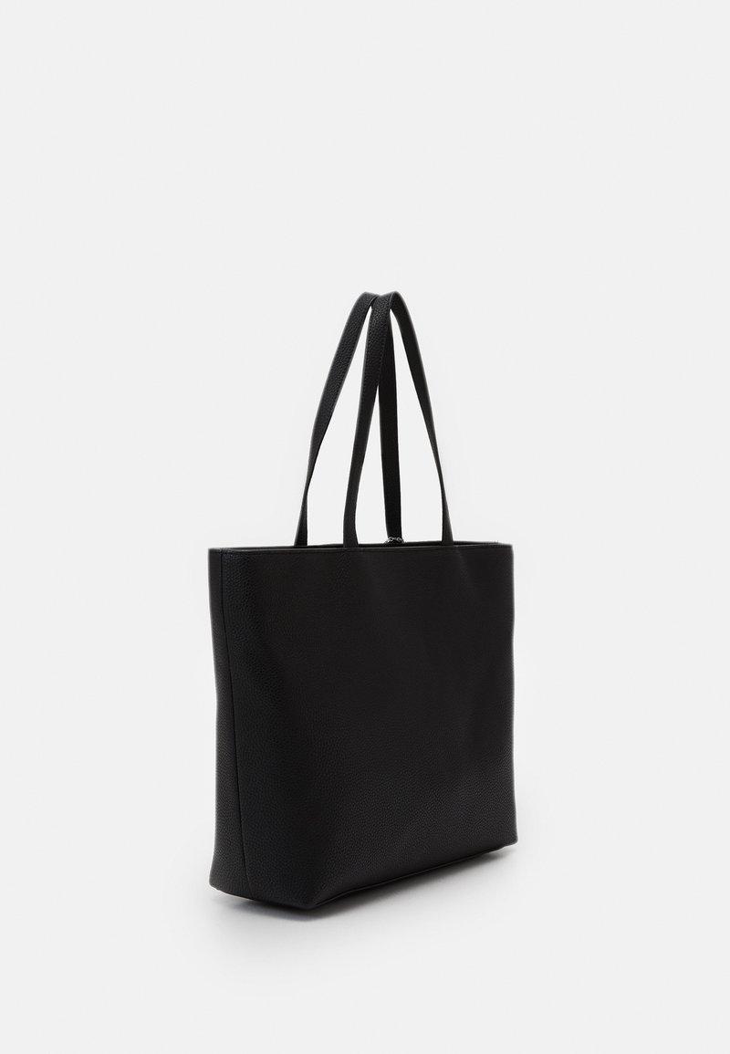 Armani Exchange - ZIP TOP - Handbag - nero