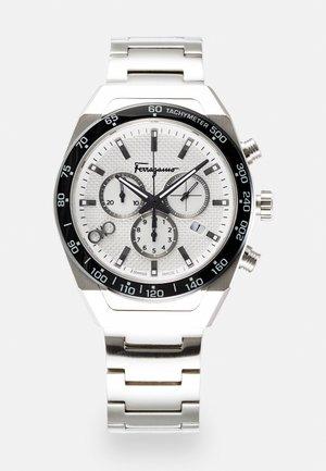 UNISEX - Chronografické hodinky - silver-coloured