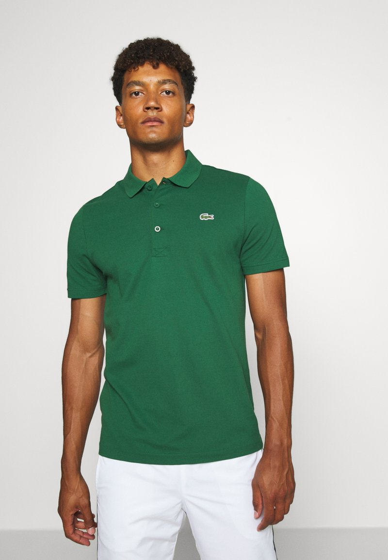 Lacoste Sport - CLASSIC KURZARM - Polo - green