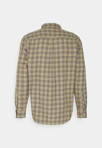 Weekday - MALCON CHECKED  - Shirt - beige - 1