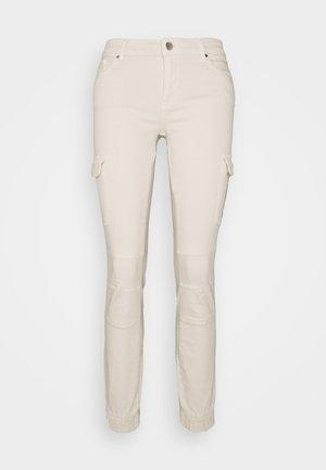 ONLMISSOURI LIFE - Cargo trousers - ecru