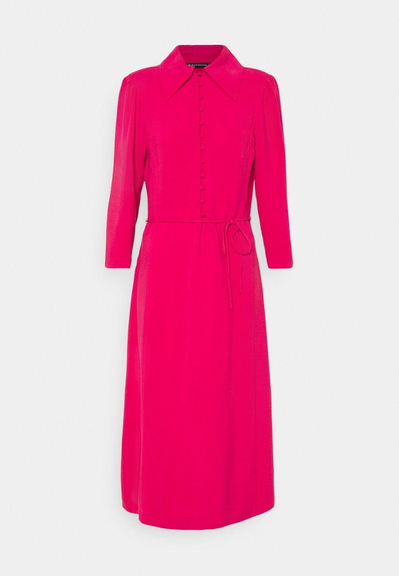 Expresso - BALOE - Shirt dress - rosa
