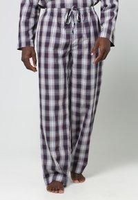 Jockey - Pyjamas - dark blue/white - 3
