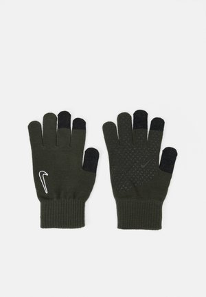 TECH AND GRIP GLOVES  - Gloves - sequoia/black/white