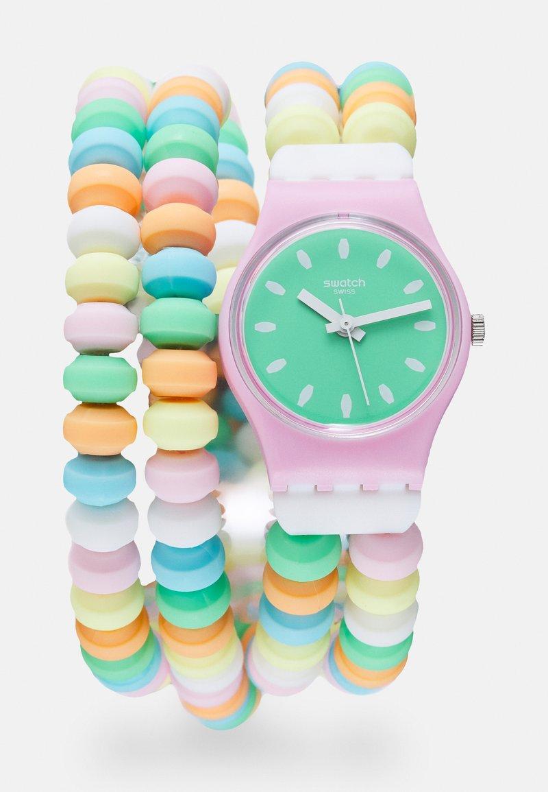 Swatch - CARAMELLISSIMA - Hodinky - multicolor