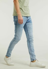 CHASIN' - Slim fit jeans - blue - 2