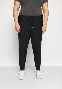 Nike Sportswear - W NSW AIR PANT  - Tracksuit bottoms - black - 0