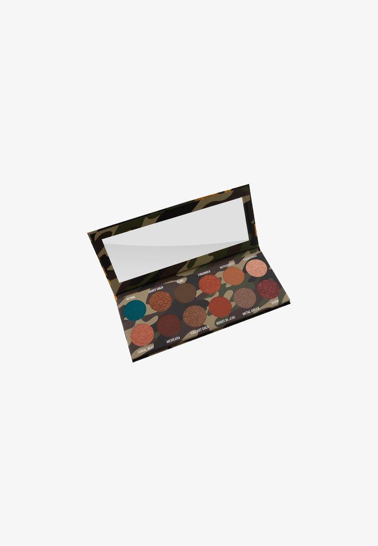 Luvia Cosmetics - KARMAFLAGE - Eyeshadow palette - -