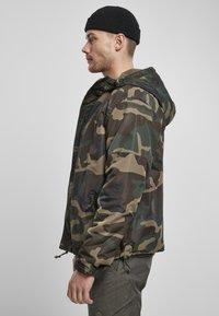 Brandit - Summer jacket - woodland - 2