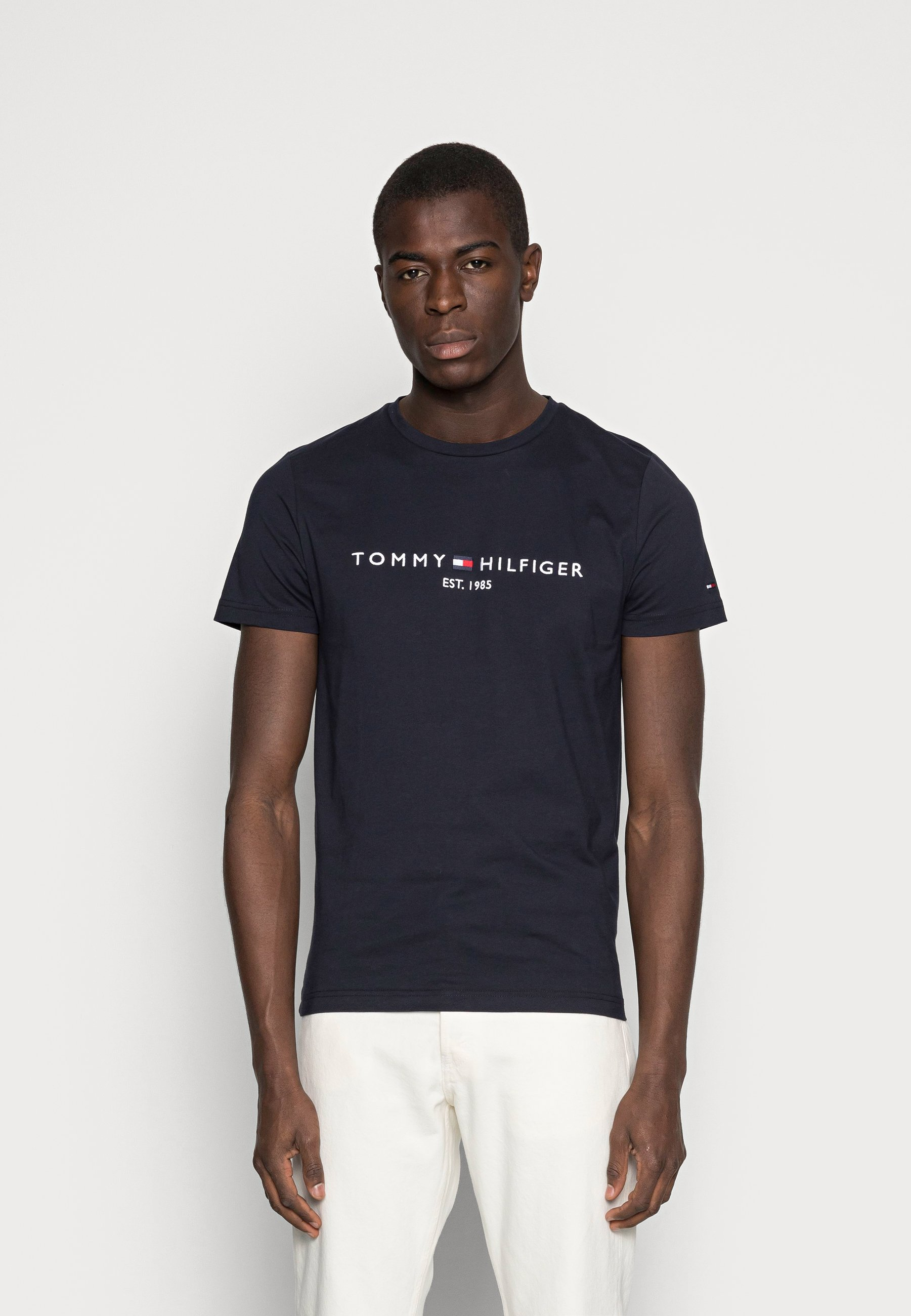Homme LOGO TEE - T-shirt imprimé
