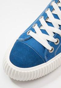 Shoe The Bear - BUSHWICK - Trainers - blue - 5