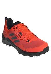 adidas Performance - TERREX AX4 - Hiking shoes - solar red/grey five/core black - 2