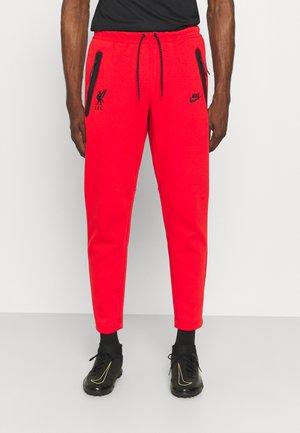LIVERPOOL FC PANT - Club wear - rush red/black