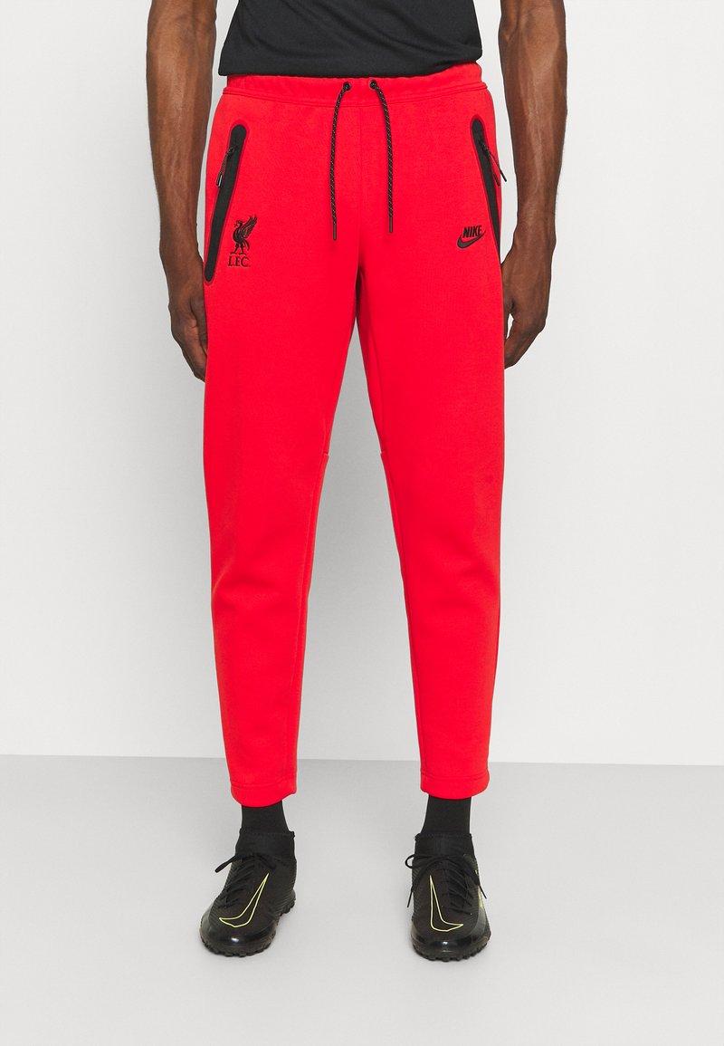 Nike Performance - LIVERPOOL FC PANT - Squadra - rush red/black