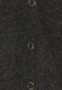 Even&Odd - Cardigan - dark grey mélange - 6
