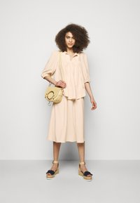 See by Chloé - Blouse - macadamia brown - 1