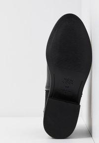 New Look Wide Fit - WIDE FIT ANDIE - Kotníková obuv - black - 6
