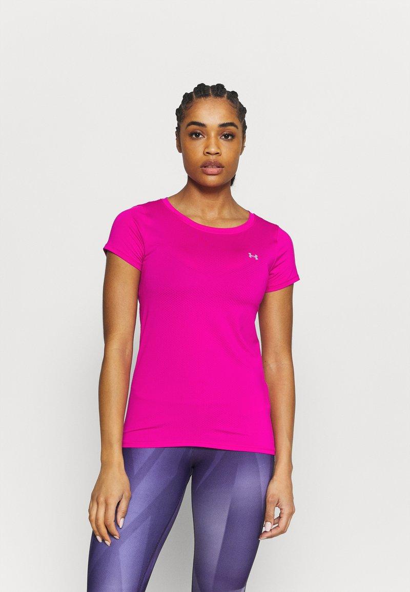 Under Armour - Camiseta básica - meteor pink