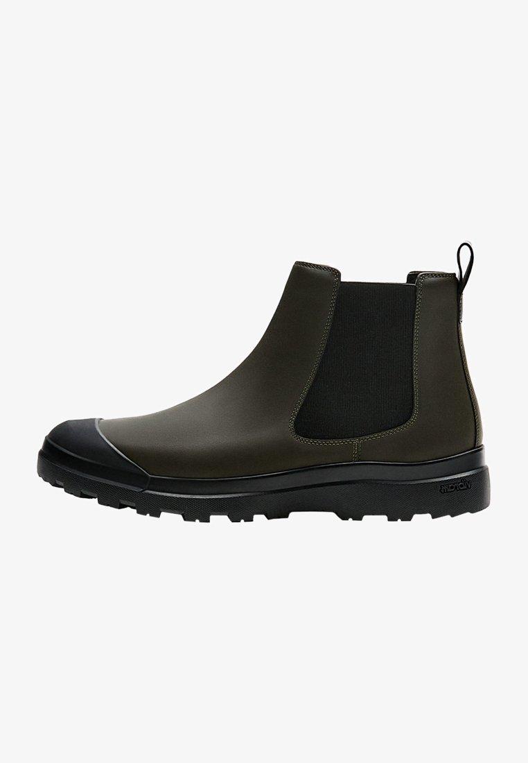 Massimo Dutti - Classic ankle boots - khaki