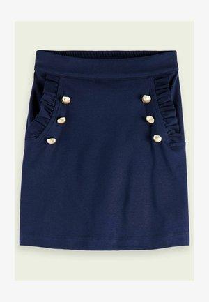 Mini skirt - night