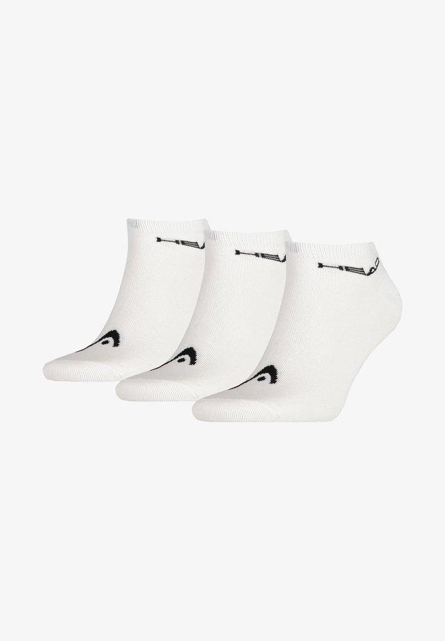 3 PACK - Trainer socks - weiß