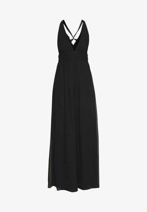 EMPIRE CROSS BACK DRESS - Occasion wear - black