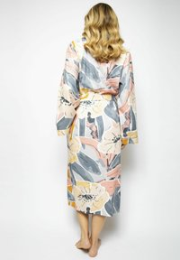 Cyberjammies - Dressing gown - grey peach - 1