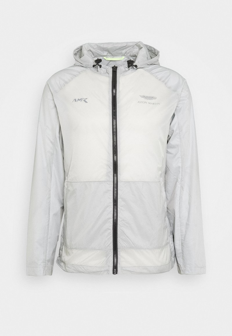 Hackett Aston Martin Racing - WINDBREAKER - Giacca leggera - grey