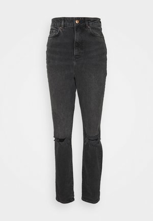 SRI LANKA MOM - Relaxed fit jeans - black