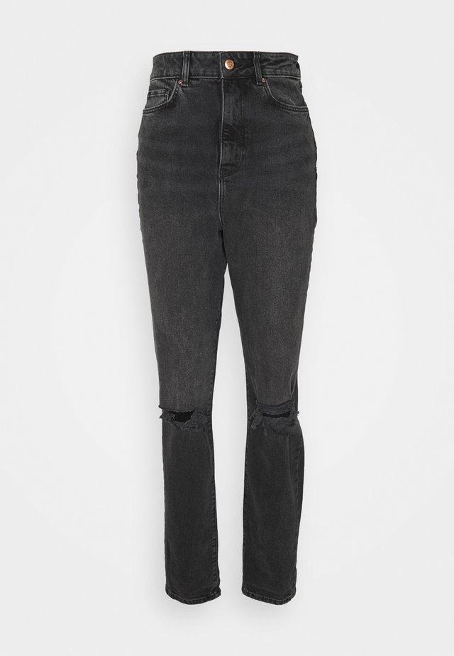 SRI LANKA MOM - Jeans relaxed fit - black