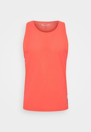 RUN ANYWHERE SINGLET - Top - red