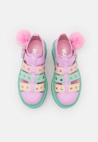 Koi Footwear - VEGAN NYOKA  - Platform sandals - rainbow - 5