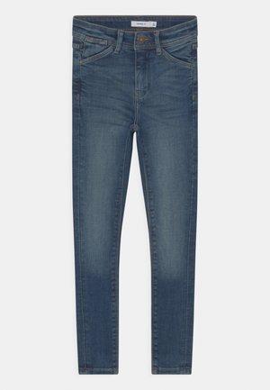 NKFPOLLY - Jeans Skinny Fit - medium blue denim
