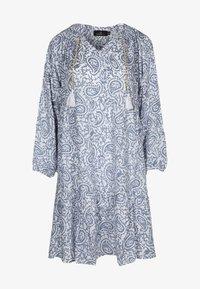 Zwillingsherz - Day dress - grau - 0