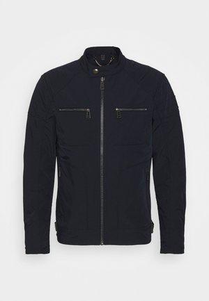 WEYBRIDGE - Summer jacket - dark ink