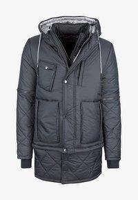 Roosevelt - Winter coat - dark grey - 0