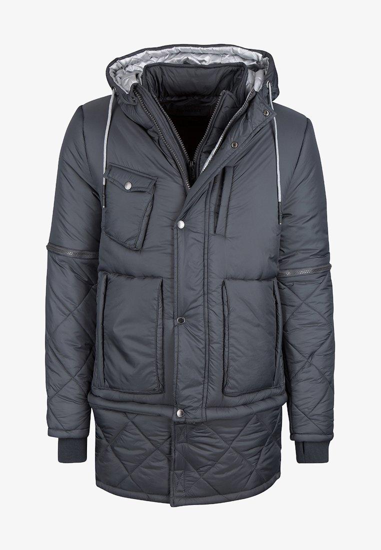 Roosevelt - Winter coat - dark grey