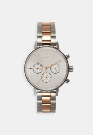 NOVA STELLA - Horloge - silver-coloured