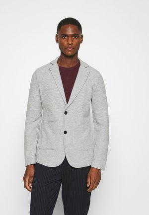 JPRBLAJONES  - Blazer jacket - grey melange