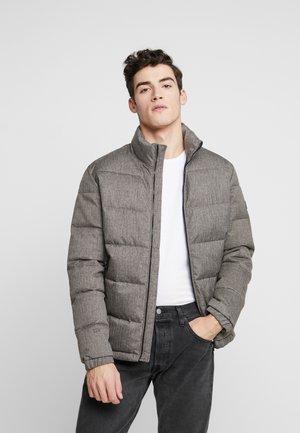 COSPY JACKET - Zimní bunda - grey melange