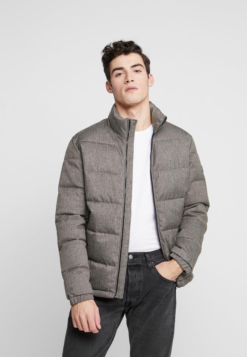 Jack & Jones - COSPY JACKET - Winter jacket - grey melange
