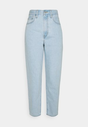 HIGH LOOSE TAPER - Jeansy Relaxed Fit - love is love