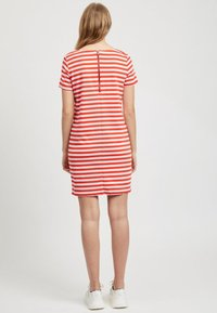 Vila - VITINNY  - Jersey dress - red - 2