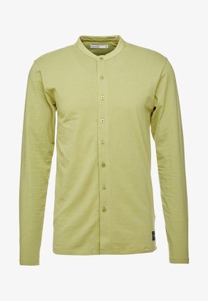 HAMBURG GRANDAD - Shirt - sandalwood