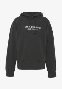 Han Kjøbenhavn - BULKY HOODIE - Hoodie - faded black - 3